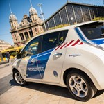 Európa egyik legnépszerűbb elektromos autóját kapták meg a terézvárosi rendőrök