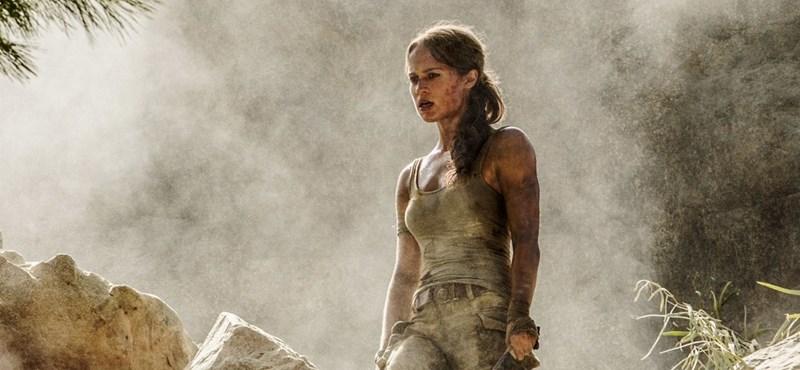 Az új Tomb Raider-mozi az előzetese alapján magasan veri az előzőket