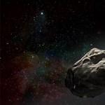 Belevezetnek egy űrhajót egy felénk közeledő aszteroidába