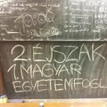 A Hallgatói Hálózat tüntetéseiről ír a Die Zeit