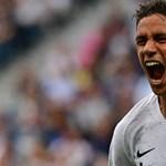 Elődöntőben a franciák, Uruguay kiesett