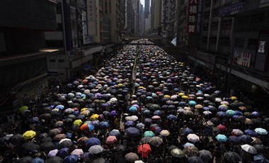 Megszólalt Hongkong kormányzója és ez nem sok jót jelent a jövőre nézve