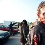 Meghalt egy ember a Walking Dead forgatásán
