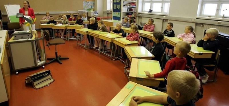 Akikben megnő az értelem - anarchia a finn iskolákban