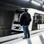4-es metró: mocsok és por mindenütt
