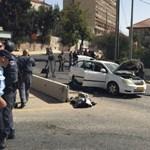 Civilekre lőtt egy merénylő Jeruzsálemben, ketten meghaltak