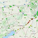 Elromlott a forgalomirányító rendszer, komoly késések a vasúton Fehérvár felé