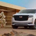A legnagyobb még nagyobb lett: itt az új Cadillac Escalade ESV
