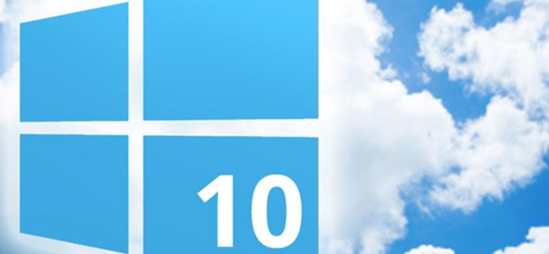 Ön letöltötte már? 1 millióan már használják a Windows 10-et