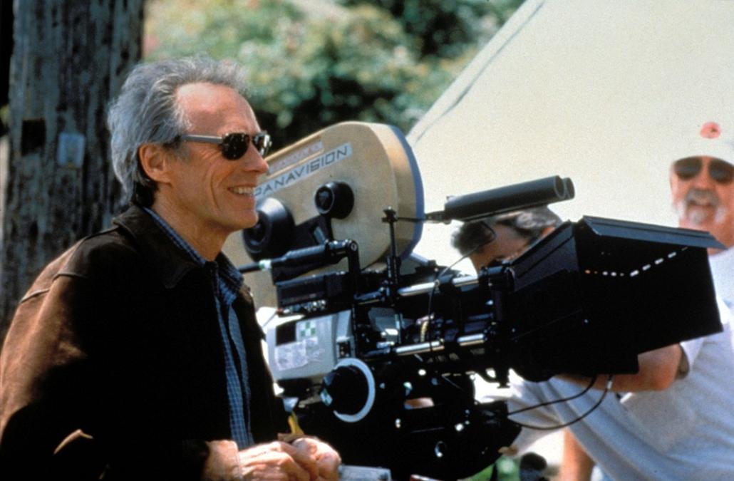 afp.1992. - Clint Eastwood a Nincs bocsánat forgatásán