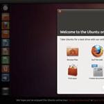 Ismerkedjünk az új Ubuntu felületével a letöltés előtt