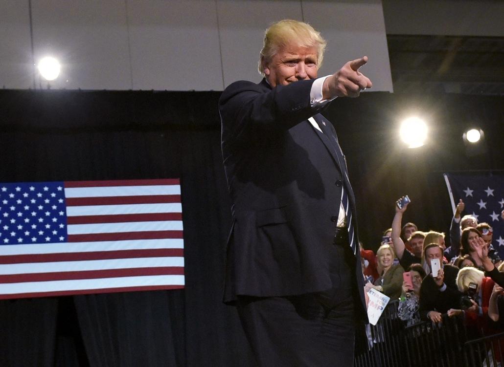 afp.16.11.08. - Donald Trump