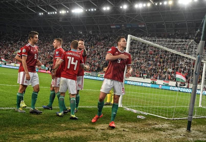 Magyarország–Horvátország - 1-1 - ÉLŐ