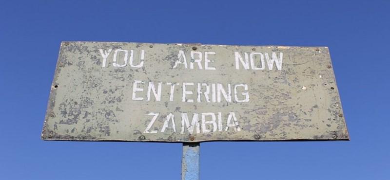 Az összes iskola zárva tart Zambiában a kolerajárvány miatt