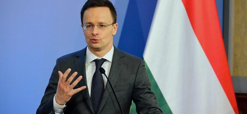 Szijjártó szerint Ukrajna hátba szúrta Magyarországot