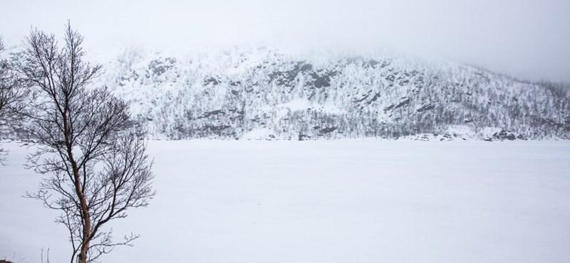 Készüljön: sarkvidéki szél, hideg jön a hó előtt