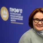 Elvira Nabiullina: vaslady azorosz jegybank élén