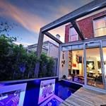 A világ legszebb otthonai: modern medencés ház Ausztráliában - nagy fotók