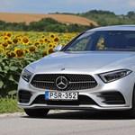 Ellentmondások viharában: Mercedes CLS 400d teszt