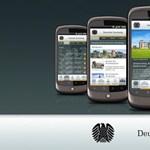 Már tableten is bepillanthat a Bundestag életébe