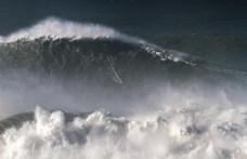 Annyira erősödnek az óceánok hullámai, hogy kezd veszélyessé válni a helyzet