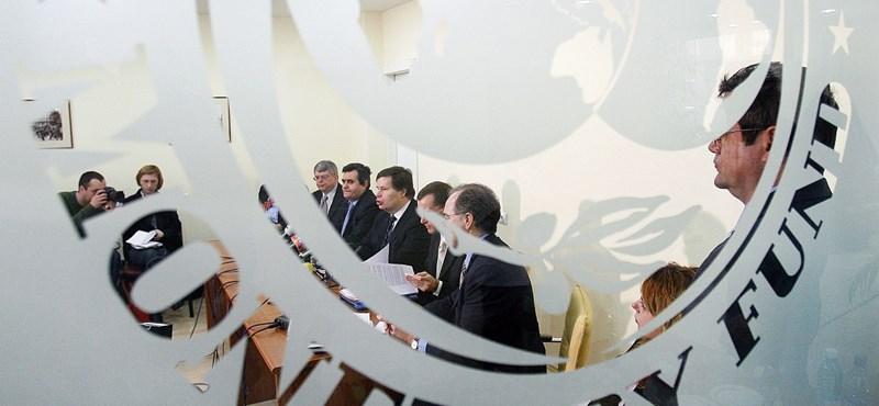 IMF-jelentés: az elemzők nem lepődtek meg
