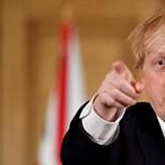 Még Boris Johnson is belátta, hogy szükség van a vesztegzárra