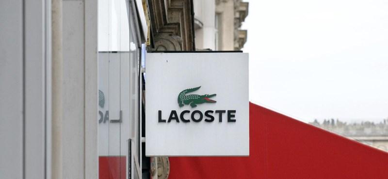 Kihalófélben levő állatokra cserélte a krokodilt a Lacoste