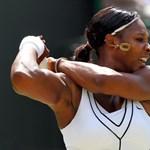 Wimbledon: Serena Williams kiesett