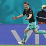 Ausztria megingott, de végül megérdemelten szerezte meg történelme első Eb-győzemét