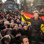 Több ezren ünnepelték szülővárosában a friss világbajnokot