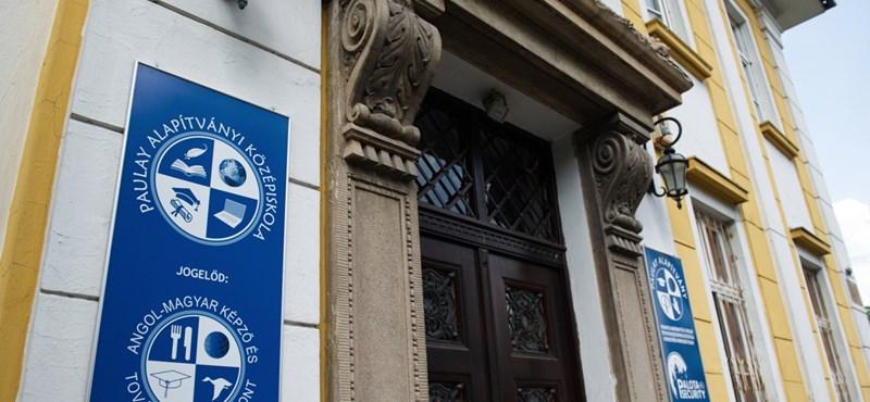Felfüggeszti működését az érettségi botrányokban érintett budapesti iskola