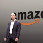Az Amazon alapítója lett a világ leggazdagabb embere