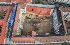 Műemlék épületet bont a kormány a Pénzügyminisztérium Várba költözése miatt