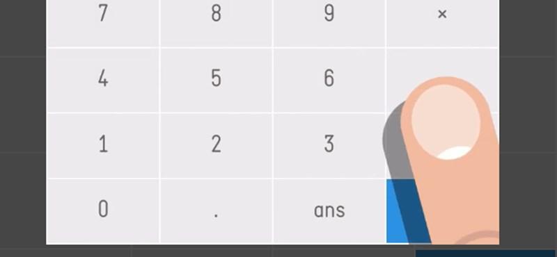 Igyekezzen, rövid ideig ingyen letöltheti az App Store legjobb számológépét