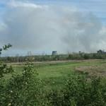 """Tűz ütött ki Csernobil """"halálzónájában"""""""