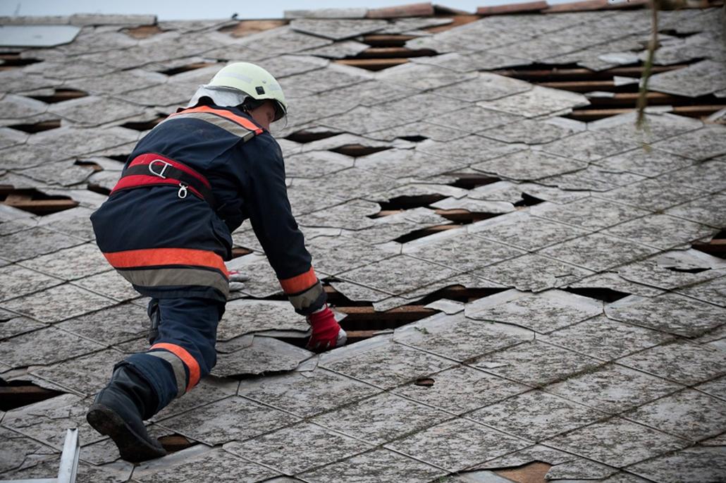 hét képei nagyítás tűzoltó tető