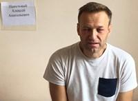 Moszkva jegyzékben követeli Navalnij leleteit