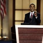 Bin Ladennel és született feleséggel kampányol Obama