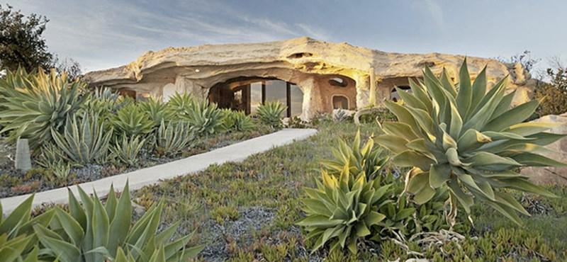 Ilyen egy luxus barlang lakás Kaliforniában