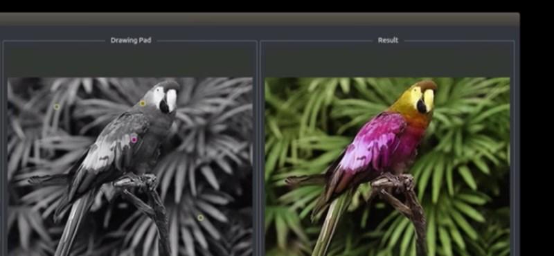Így tényleg gyorsan és pontosan színessé lehet tenni a fekete-fehér fotókat