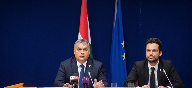 Orbán: Nem a kormány ügye a Népszabadság felfüggesztése