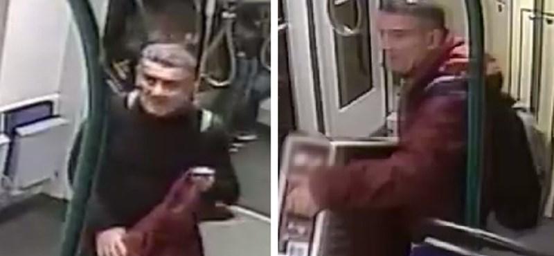 Ellopott egy tévét egy férfi, majd felugrott a 4-6-os villamosra