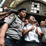500 nap börtön után szabadult ki a Reuters két újságírója Mianmarban