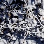 A hó pénteken sem olvad el, sőt, lesz, ahol még több esik