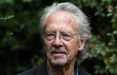 """Peter Handke: """"Egy szót sem lehet elítélni, amit Jugoszláviáról írtam. Ez irodalom"""""""