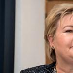 Norvég Alap: beszólt a kormánynak a norvég miniszterelnök
