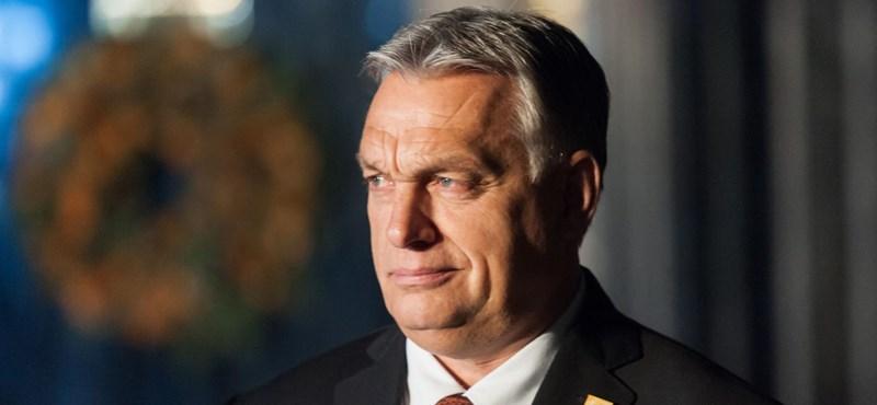 Orbán Viktor izgatottan várja, hogy végre újságírói kérdéseket kapjon