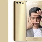 Hivatalos a Huawei Honor 9, nemcsak a specifikációi, hanem az ára is