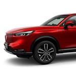 Itt a teljesen új hibrid Honda HR-V